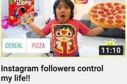 Influenceurs et placement de produits: comment les réseaux sociaux promeuvent la malbouffe chez les plus jeunes