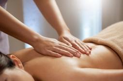 Dix minutes de massage aident à réduire le stress