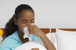 La coqueluche pendant l'enfance augmente le risque d'épilepsie