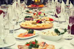 Repas de fête : les Allemands prennent 1kg en moyenne