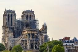 L'intoxication au plomb lors de l'incendie de Notre-Dame se confirme