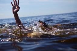 Le nombre d'urgences pour noyade en baisse