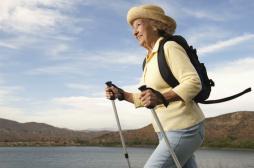 Seniors : la marche rapide bénéfique pour le coeur et les artères