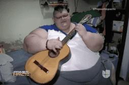 Homme le plus gros du monde: une opération vitale