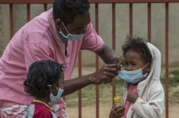 Peste: près 450 cas se sont déclarés à Madagascar