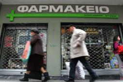 Grèce : les malades souffrent de la pénurie de médicaments