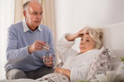 Grippe : début d'épidémie en...