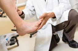 Pied : un bon indicateur de notre santé