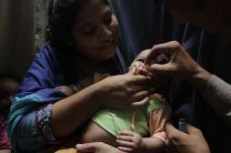 Poliomyélite : 51 cas dans le monde depuis début 2015