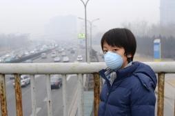 La pollution de l'air responsable de troubles mentaux graves chez les enfants