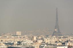 A Paris et dans sa banlieue, la pollution atmosphérique tue 2 575 personnes par an