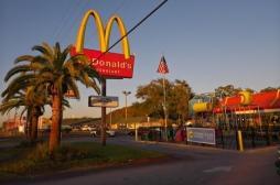 McDonald's veut limiter le recours aux antibiotiques pour les poulets