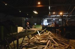 Cancers : 400 000 salariés exposés à la poussière de bois