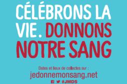 Don de sang : 300 collectes en France...