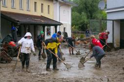 Inondations : la Croix-Rouge mobilise 300 bénévoles
