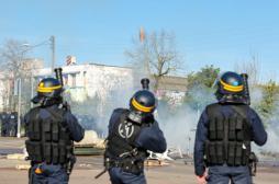 Poitiers : un CRS sur deux est en arrêt maladie