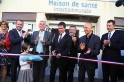 Déserts médicaux : Manuel Valls...