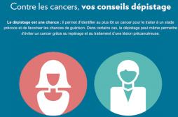 Cancer : un site indique le dépistage à faire selon son âge