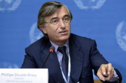 Direction de l'OMS : la France soutient le candidat Douste-Blazy