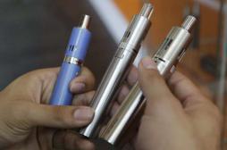 E-cigarettes : les commerçants pourront les présenter en vitrine