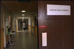 Fin de vie : création d'un centre national dédié aux soins palliatifs
