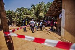 Ebola : près de 700 villageois placés en quarantaine