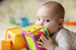 Enfants : les virus persistent 24 heures sur les jouets