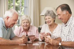 La population mondiale vieillit à un...