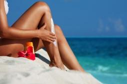 Crème solaire : une menace de taille pour les océans
