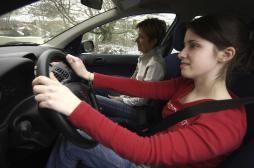Commettre des infractions au volant est source de plaisir pour les ados