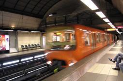 Pollution : des taux élevés dans les couloirs des métros français