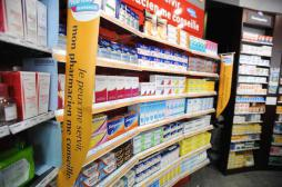 Médicaments : la pénurie en partie...
