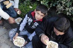 Calais : conditions de vie
