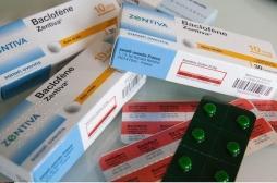 Baclofène : pas de preuve de son efficacité