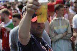 Euro 2016 : les consultations pour ivresse ont grimpé de 20 % aux urgences