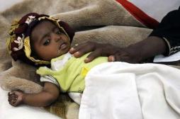 Yémen : plus de 460 000 enfants en danger de mort