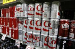 L'abus de sodas à l'origine de 184 000...