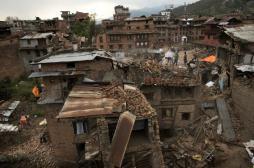 Séisme au Népal :