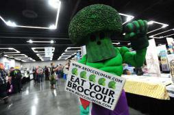 Un concentré de brocoli pour protéger des cancers de la tête et du cou