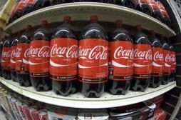 Pour Coca Cola, l'obésité est avant...