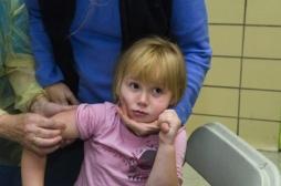 Moins d'enfants hospitalisés grâce au vaccin anti-grippe