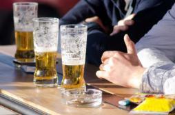 Alcool : opter pour des verres droits pour tenir debout