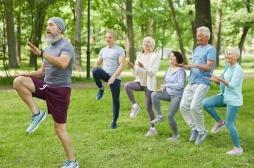 A partir de 50 ans, hommes et femmes sont égaux face à l'exercice physique