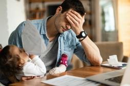 Grossesse : les pères aussi sont stressés !