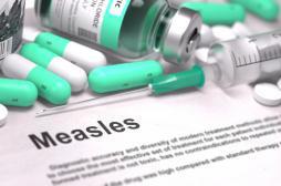 Etats-Unis : la rougeole frappe 16 personnes non vaccinées