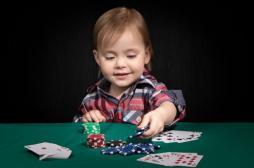 Jeux d'argent : 450 000 enfants y jouent chaque semaine