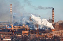 Pollution : 2015 est une année record pour le dioxyde de carbone