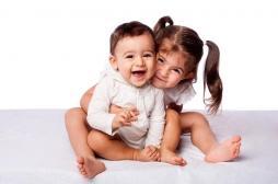 Grippe : les bébés d'une fratrie risquent des complications