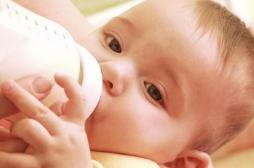 Lait infantile contaminé par des salmonelles : intolérable, inadmissible...