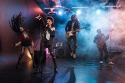 Les concerts de Hard-Rock peuvent provoquer des accidents vasculaires cérébraux chez les jeunes fans